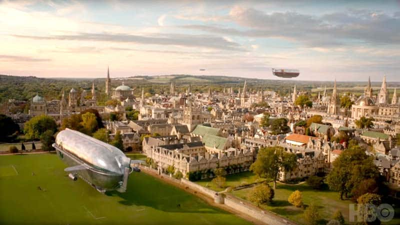 Fictional Locations - Oxford - His Dark Materials