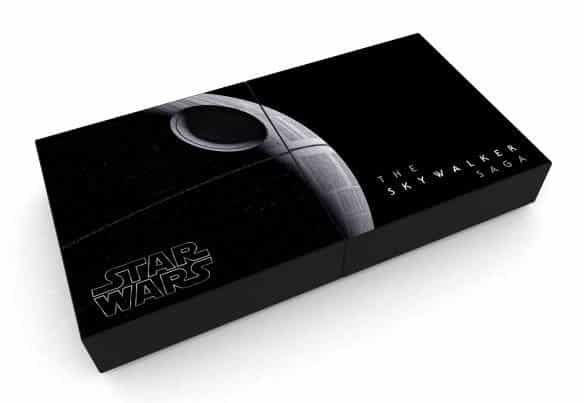 Star Wars The Skywalker Saga box set