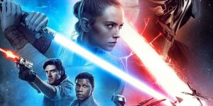 star wars the skywalker saga box set rise of skywalker poster