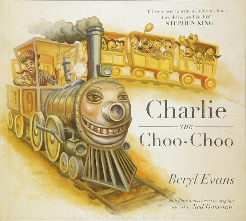 Stephen King - Charlie the Choo Choo
