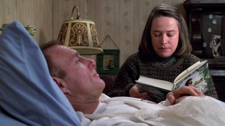 Stephen King Multiverse - Constant Reader - Misery - Kathy Bates Reading