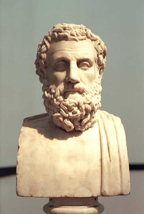Aeschylus father of dialogue and drama