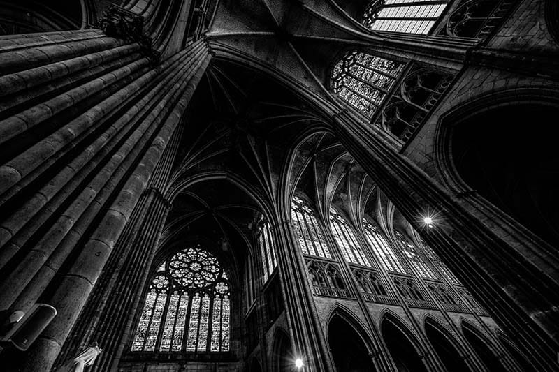 gothic mansion - gothic cathedral - gothic fiction