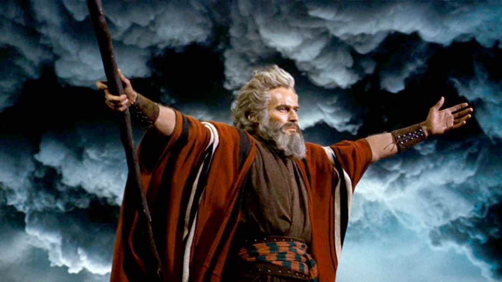 religious movies ten commandments