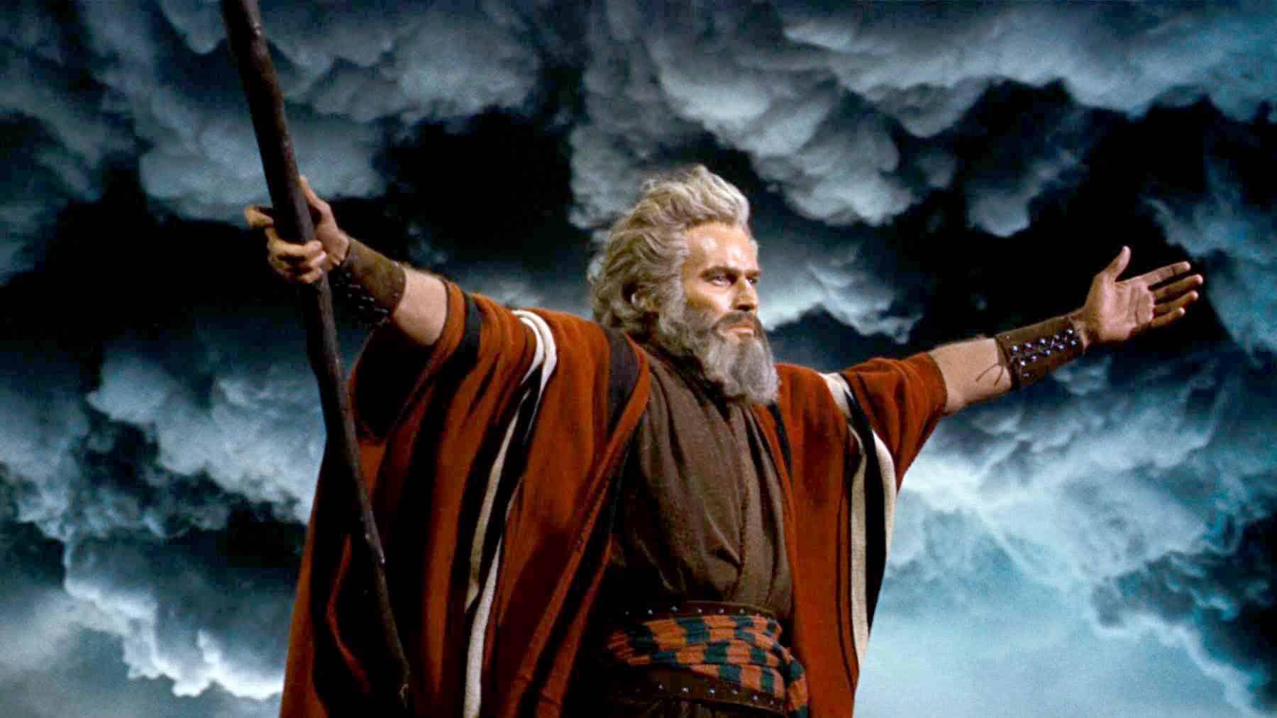 religious movies ten commandments