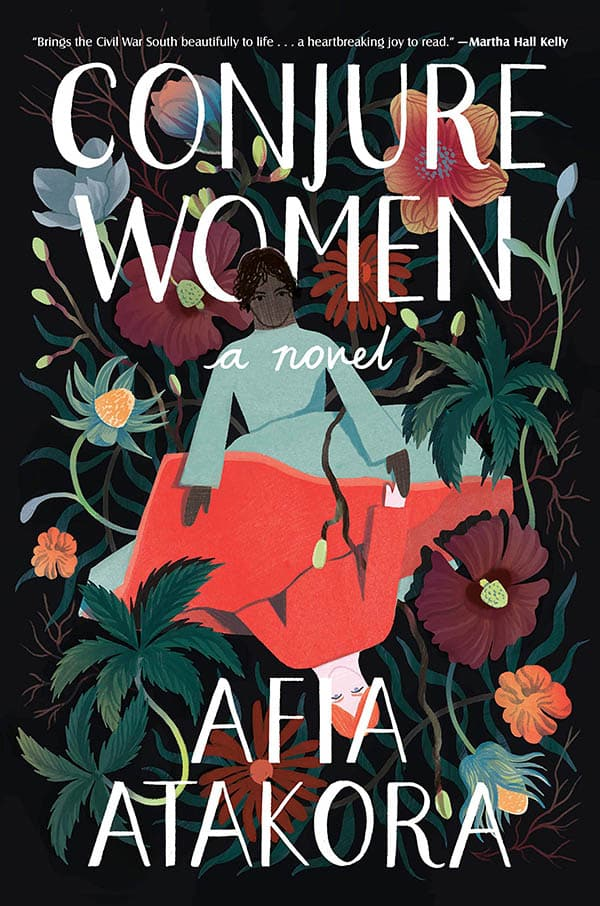 upcoming sci fi books - conjure women by afia atakora
