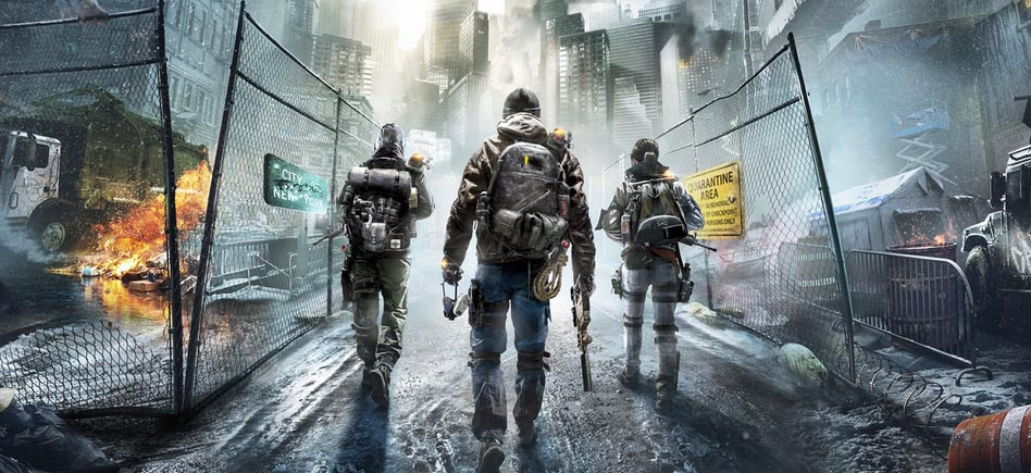 upcoming sci fi movies - the division