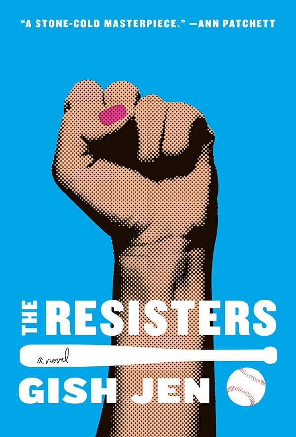 upcoming sci fi books - the resisters by gish jen