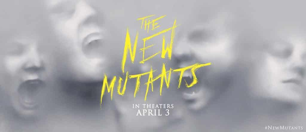 upcoming sci fi movies - the new mutants
