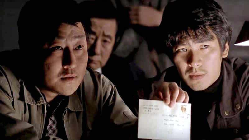 Memories of Murder - Bong Joon-Ho Movies