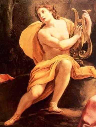 Apollo Greek God