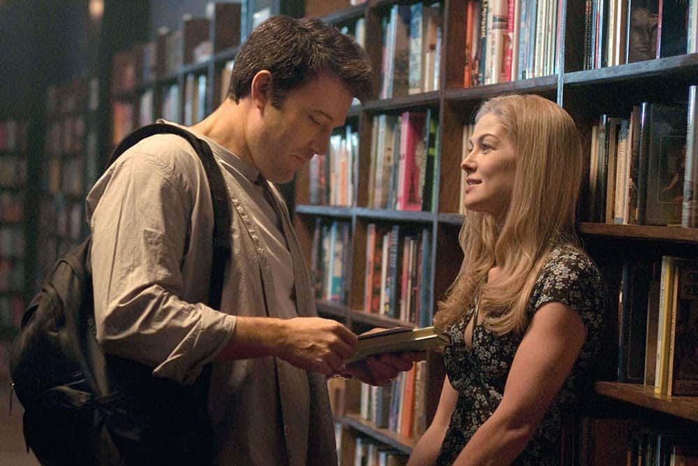 Gone Girl - psychological thriller