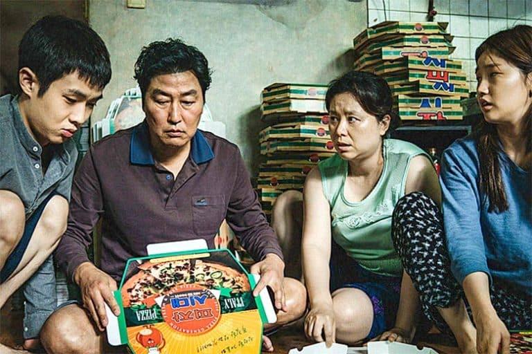Parasite movie Bong Joon Ho