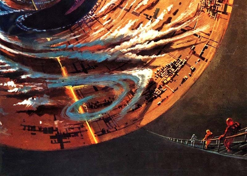 best science fiction books - rendezvous with rama