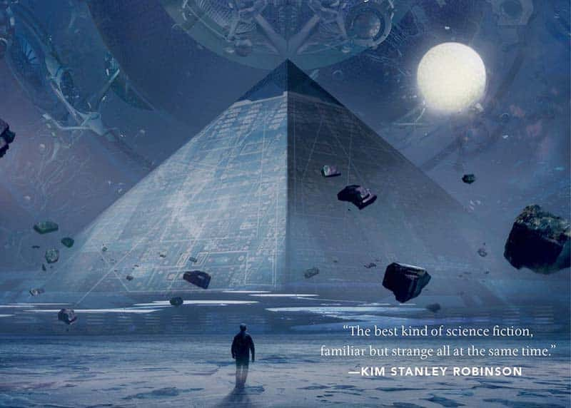 best science fiction books - three-body problem