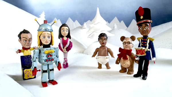 community abed's uncontrollable christmas toys