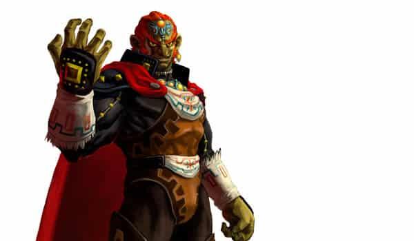 supporting legend of zelda characters - ganondorf