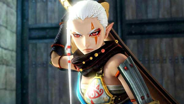supporting legend of zelda characters - impa