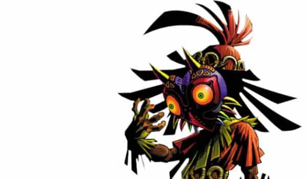 supporting legend of zelda characters - skull kid