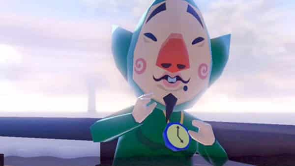supporting legend of zelda characters - tingle