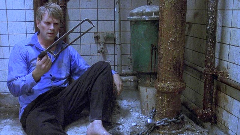saw, a trapped movie, starring cary elwes