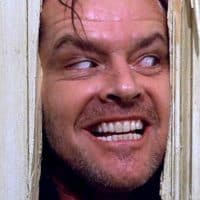 trapped movies the shining jack nicholson hello johnny