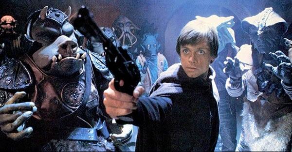 star wars return of the jedi luke skywalker