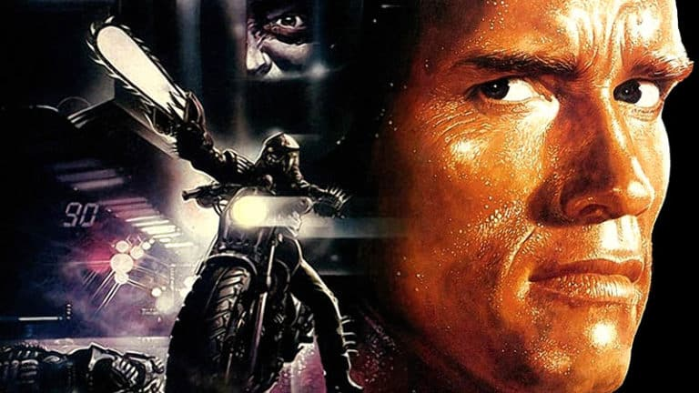 the running man movie review