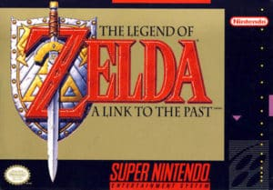 The Legend of Zelda: A Link to the Past podcast