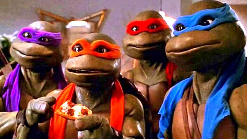 Teenage Mutant Ninja Turtles (1990) podcast