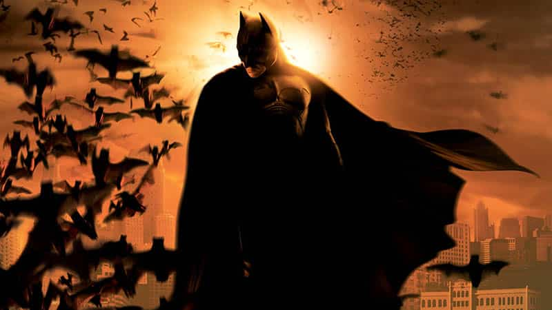 batman begins podcast