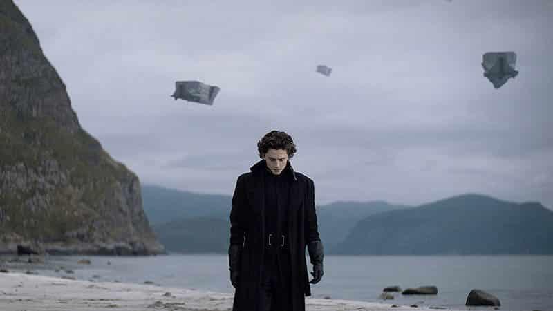 Dune trailer drops starring Timothee Chalamet