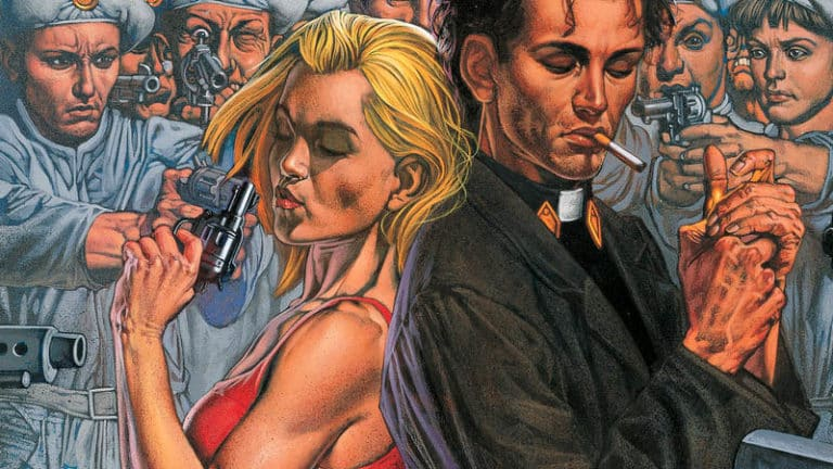 preacher comic book series podcast