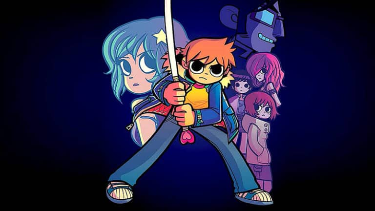 scott pilgrim comic book podcast