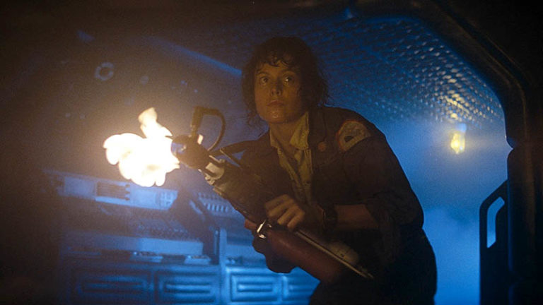 ripley in the original alien movie