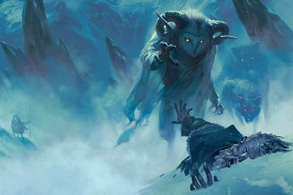 icewind dale: rime of the frost maiden - D&D horror campaigns