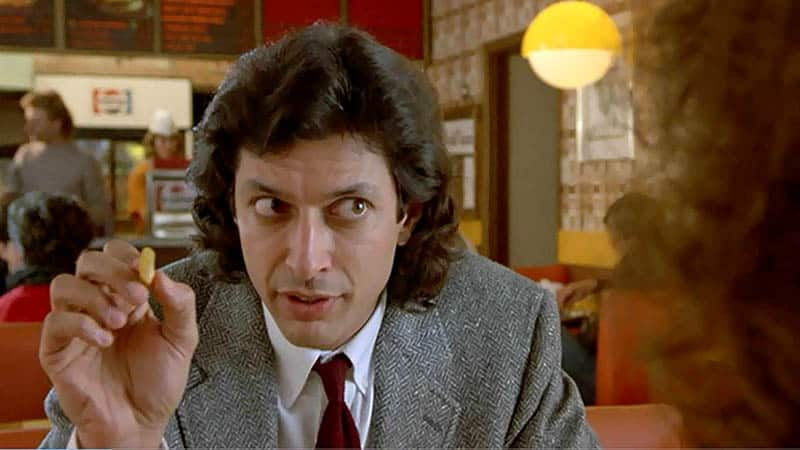 the fly jeff goldblum sci-fi horror films