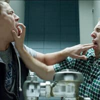 best buddy cop movies ever - 21 jump street - channing tatum and jonah hill as undercover cops in a highschool pretending to be teenagers, vomiting up drugs they ingested as a way to blend in.