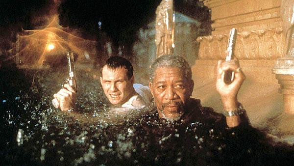 hard rain 1998 - underrated 90s action movies