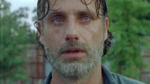 rick grimes in the georgia summer heat the walking dead sacrifices actors had to make