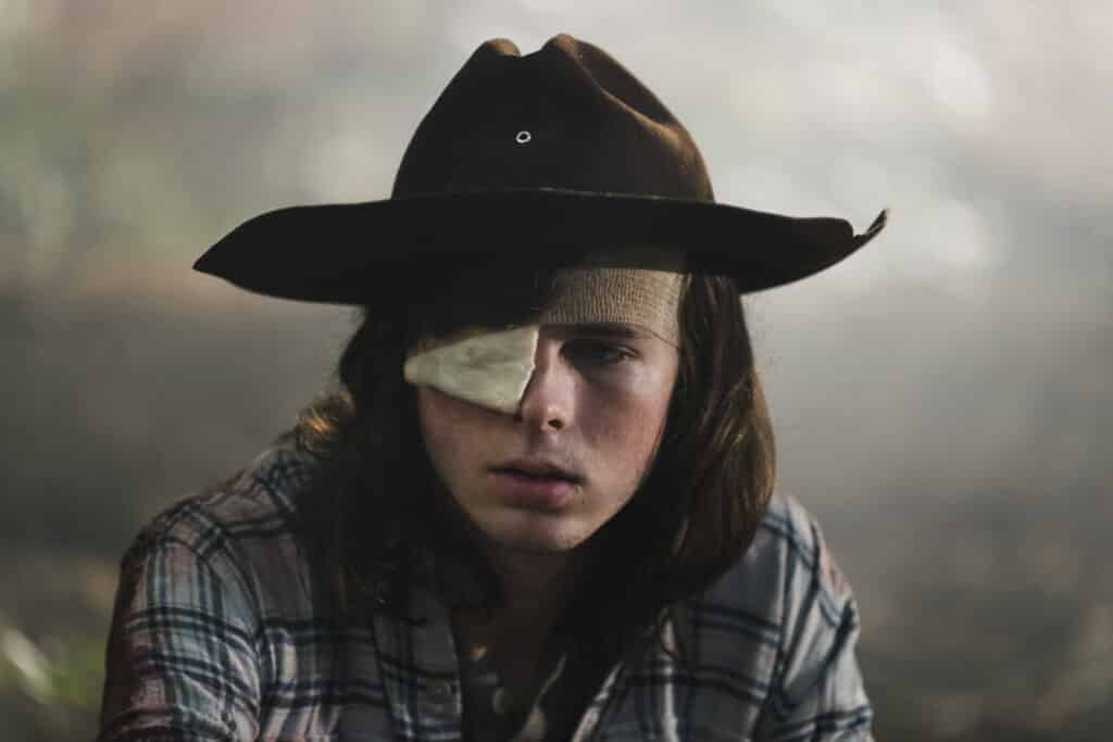 chandler riggs carl grimes had bought a home in georgia