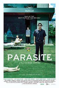 Parasite (2019) movie poster